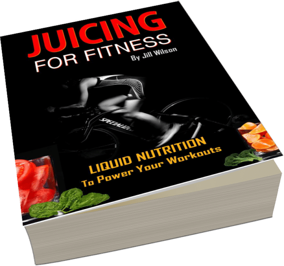 Juicing For Fitness eCover 2