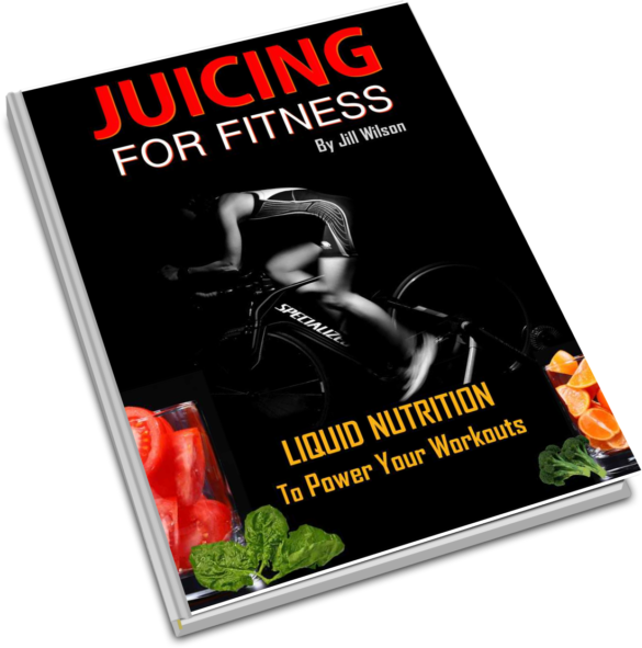 Juicing For Fitness eCover 3