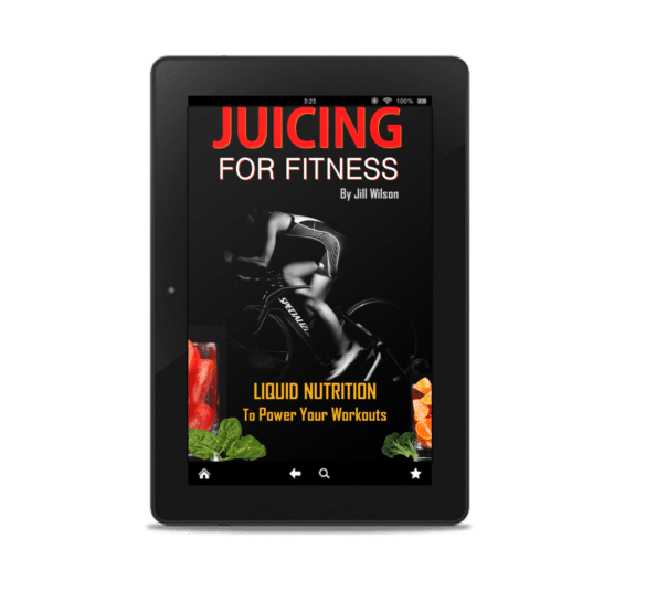 Juicing For Fitness iPad