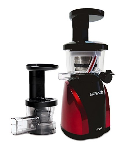 Best Masticating Juicer 2020.Tribest Slowstar Vertical Slow Juicer And Mincer Sw 2020